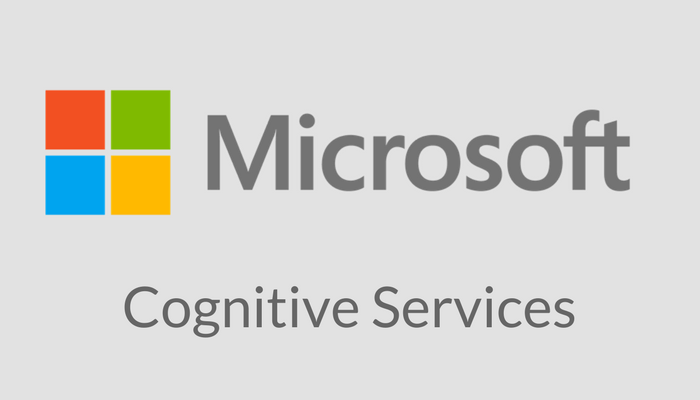 Android application using Microsoft Azure cognitive Services